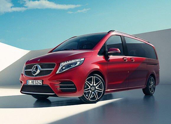 Transporter Neufahrzeuge von Mercedes-Benz