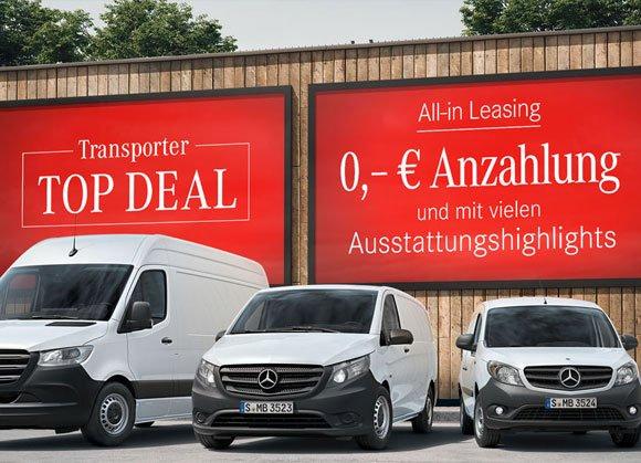 Top Deal von Mercedes-Benz