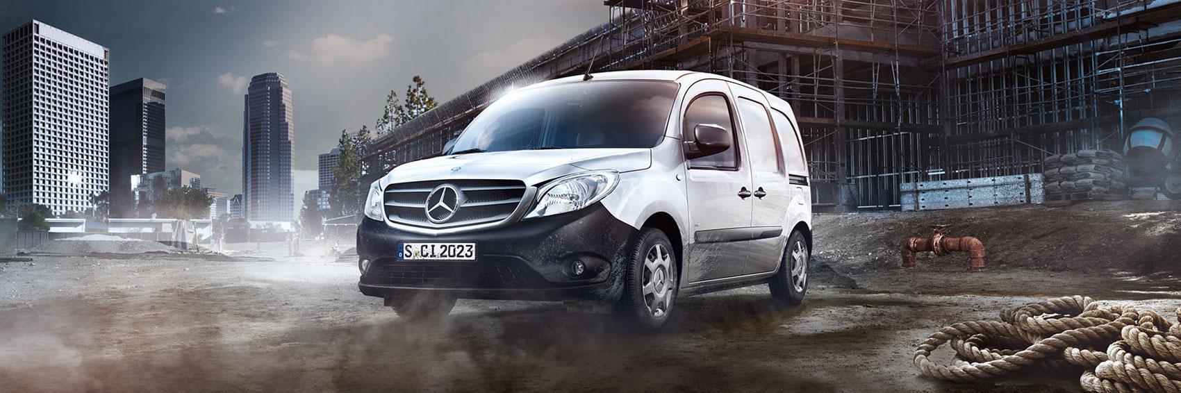 Werkstattleistungen Lkw & Transporter